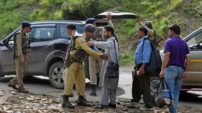 Past incidents of deadly attacks on Amarnath pilgrims