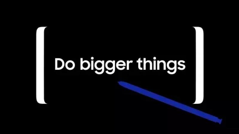 Samsung Galaxy Note 8 makes a premature appearance