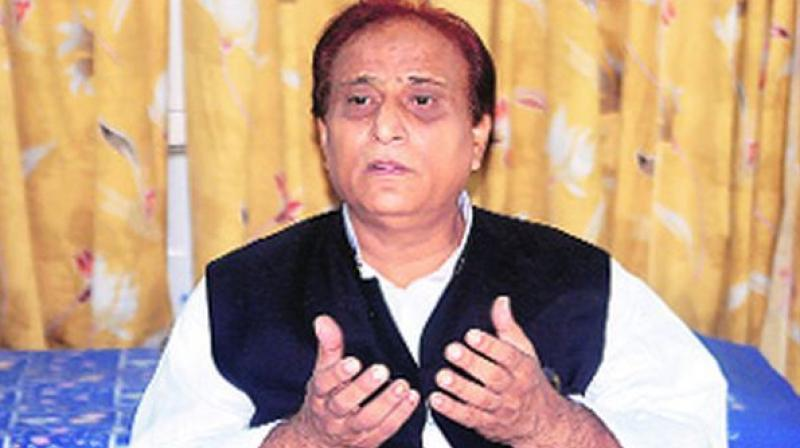 Uttar Pradesh Minister Azam Khan (Photo: File/PTI)