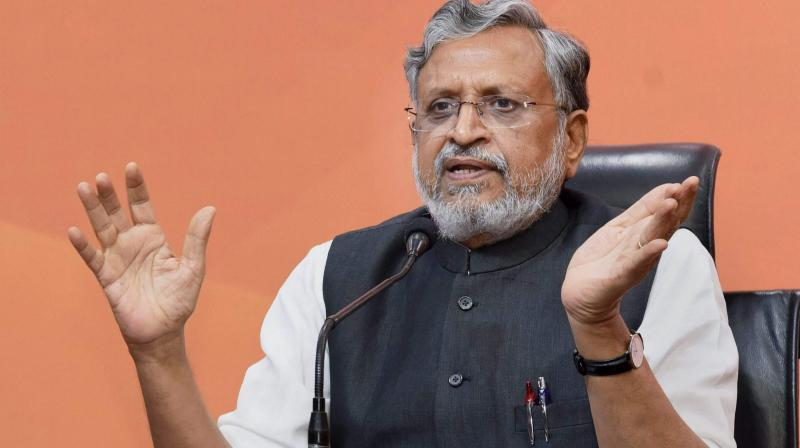 GSTN glitches will be resolved by October 30: Sushil Kumar Modi