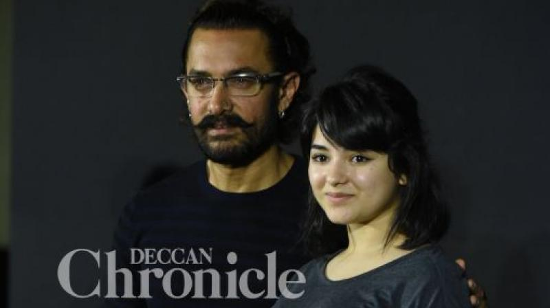 Secret Superstar is the best gift that Aamir Khan could give me: Zaira Wasim