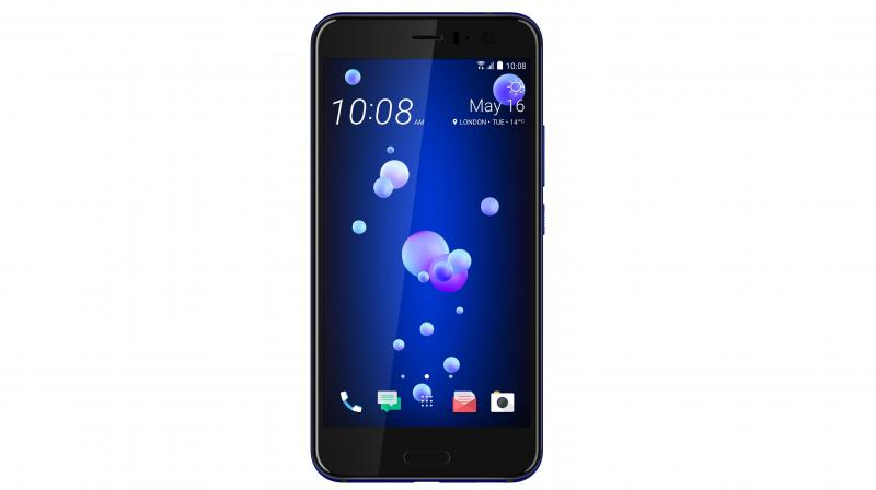 HTC launches 'squeezable' U11 smartphone at Rs 51990 in India