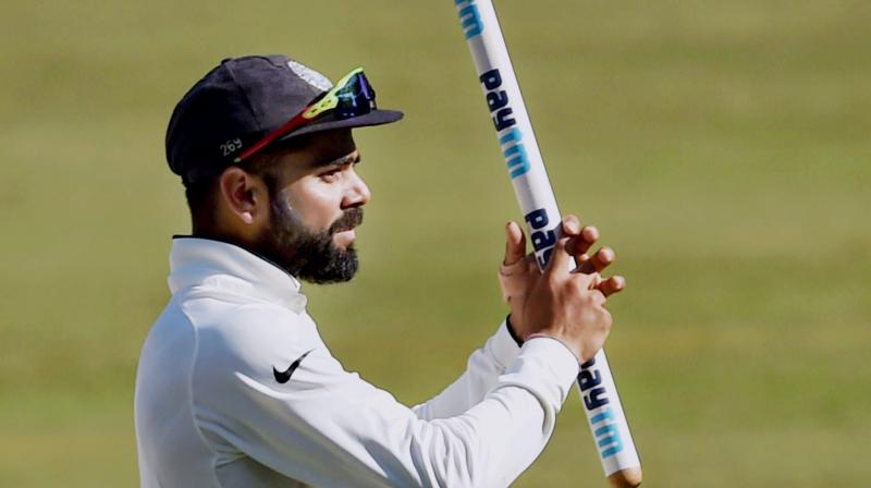 Virat Kohli (Photo: AP)