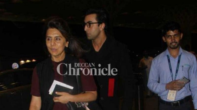Is Ranbir Kapoor thinking of a traditional marriage?