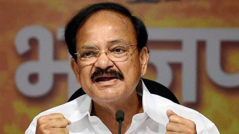 Venkaiah Naidu discharged after undergoing angioplasty at AIIMS