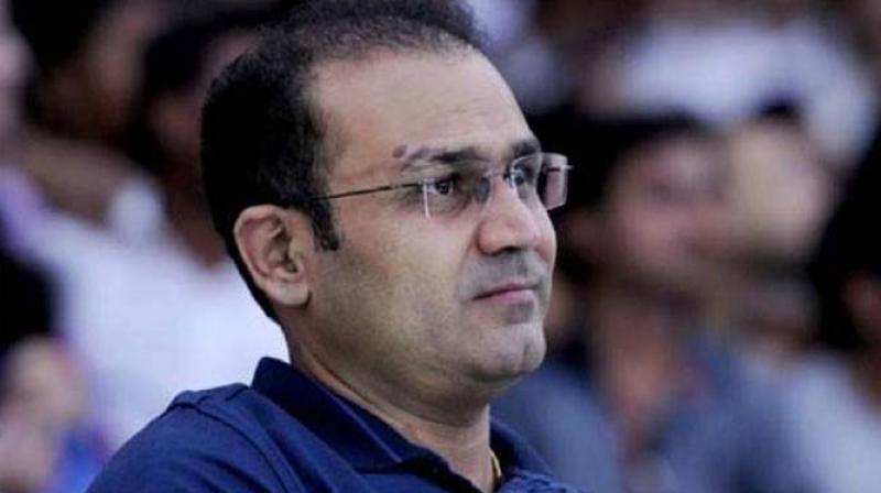 r Virender Sehwag on Tuesday attributed this to a tough club level one-day cricket, played day in and out, through a long summer.(Photo: PTI)