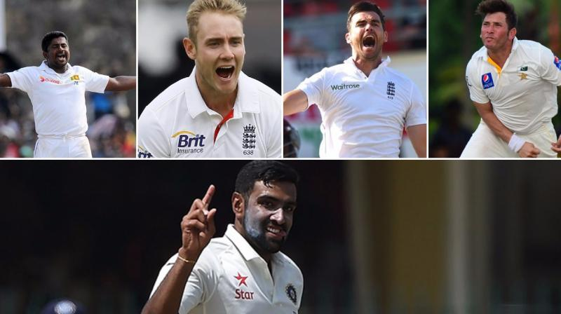 Ashwin can end 2016 as the highest wicket-taker in Tests for this year. (Photo: AFP)