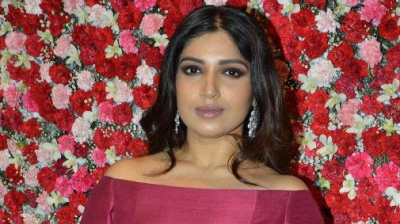 Bhumi Pednekar will soon be seen in Tamil director Prasanna's Bollywood maiden film 'Shubh Mangal Saavdhan', which is based on erectile dysfunction.