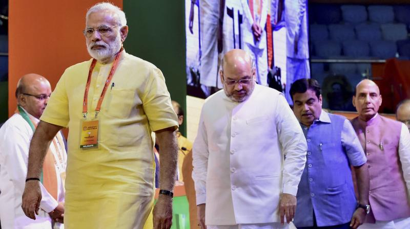 Politics not for votes for us: PM Modi