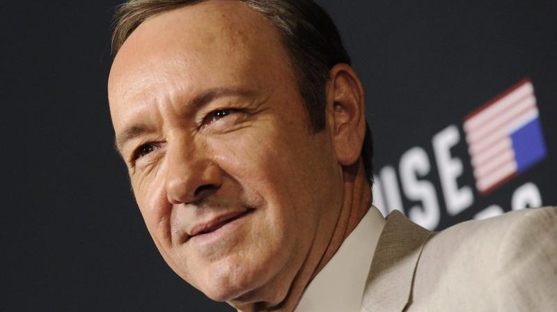"""Spacey recently admitted that he """"had relationships with both men and women."""""""