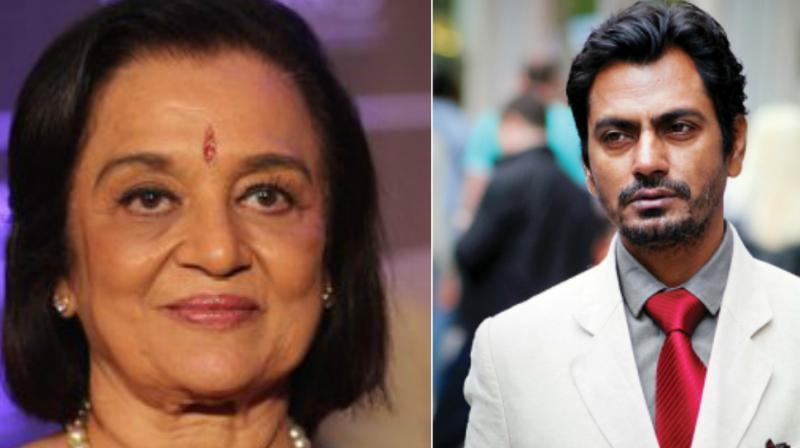 Asha Parekh and Nawazuddin Siddiqui.