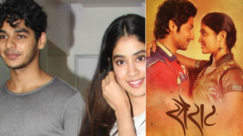 Sridevi's daughter Jhanvi Kapoor will make her big Bollywood debut with this film.