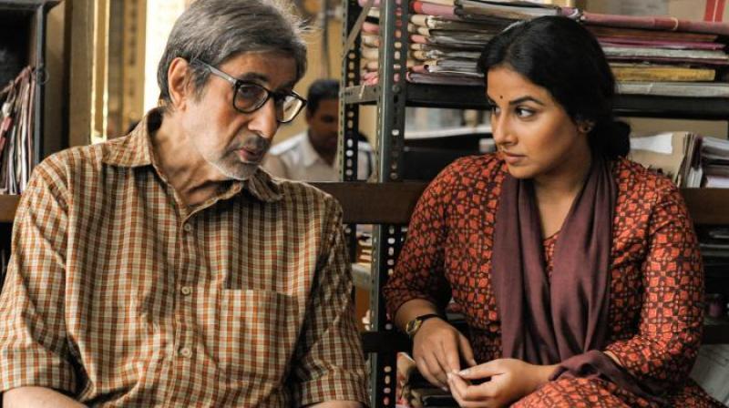 Vidya is currently promoting her film Tumhari Sulu.