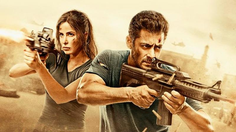 Tiger Zinda Hai is Salman's next movie after Kabir Khan's Tubelight, which failed to do any magic at the box office.