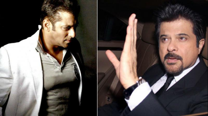 Anil Kapoor and Salman Khan to join forces in Race 3