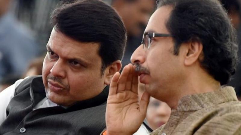 Shiv Sena-BJP vie for Mumbai Mayor post
