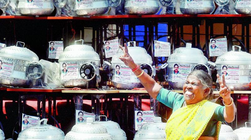 Jayalalithaa's niece floats MGR Amma Deepa Peravai