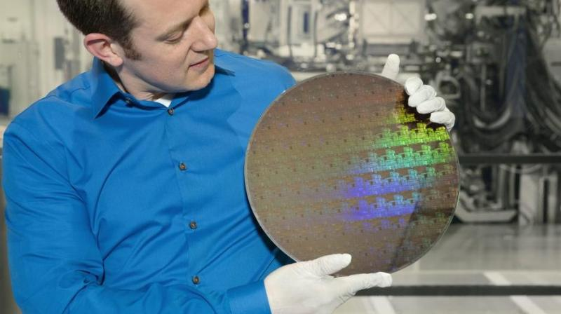 IBM Research creates a groundbreaking 5-nanometer chip