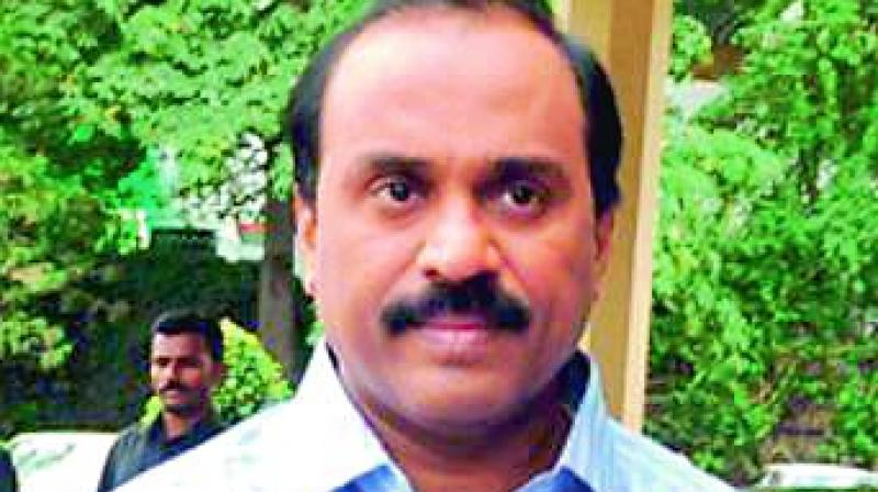 Demonetization: Janardhan Reddy's associate who helped him convert black money arrested