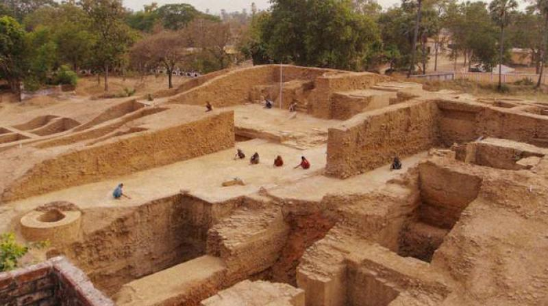 The archaeologists have also found a capstone (Representational image: PTI)