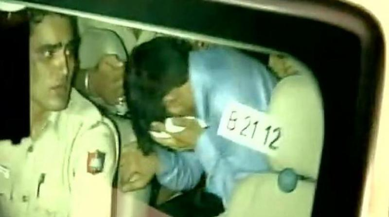 Vikas Barala and his friend Ashish Kumar have been sent to judicial custody till August 25. (Photo: ANI | File)