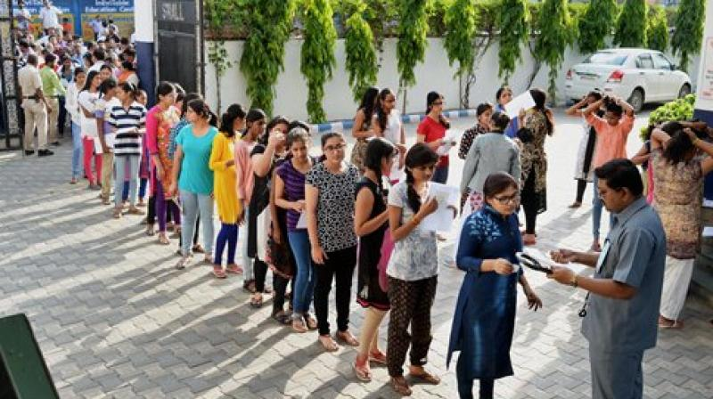 It is reported that many other girls also faced similar situations and many started crying. (Photo: Representational Image/PTI)