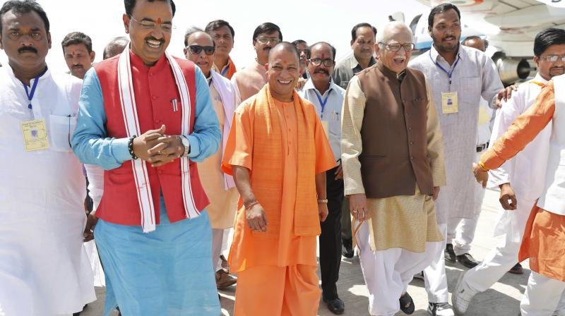 Yogi Adityanath's First Cabinet Meeting Today, 15 days After He Took Oath