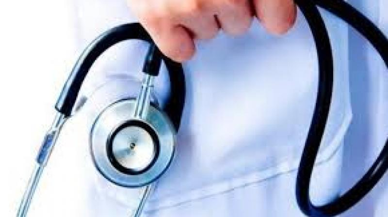 The Union government's share of the total government health expenditure, including health insurance schemes through 66% of total government health expenditure.(Representational Image)