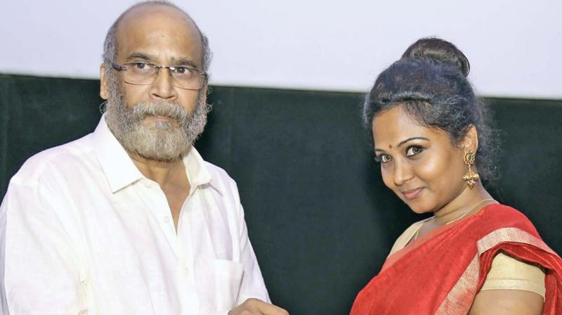 Velu Prabhakaran weds his heroine Shirley