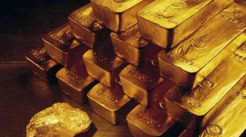 Gold dives Rs 125 on global softness, muted demand