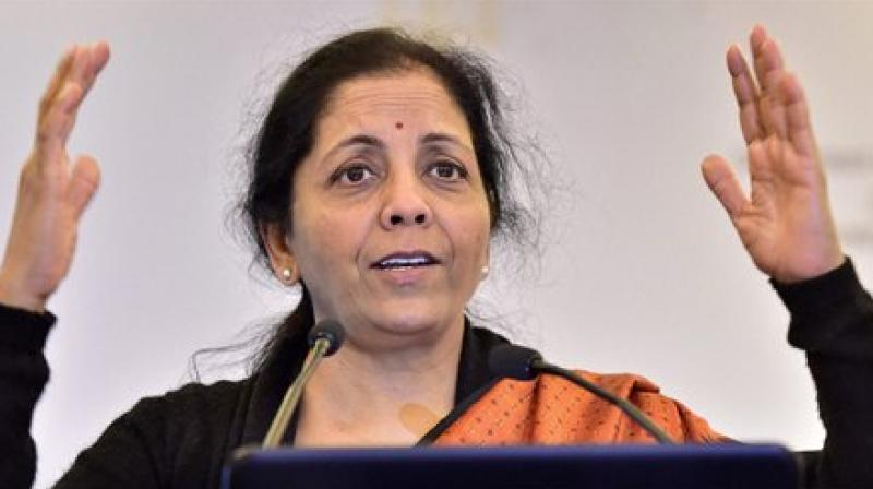 No reduction in H1B visas to India: Sitharaman