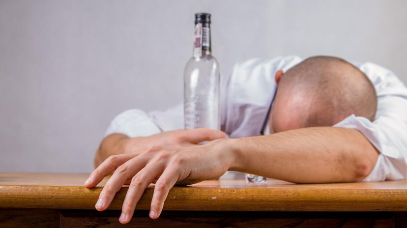 People who drank more alcohol had a greater risk of hippocampal atrophy - a form of brain damage that affects memory and spatial navigation. (Photo: Pixabay)