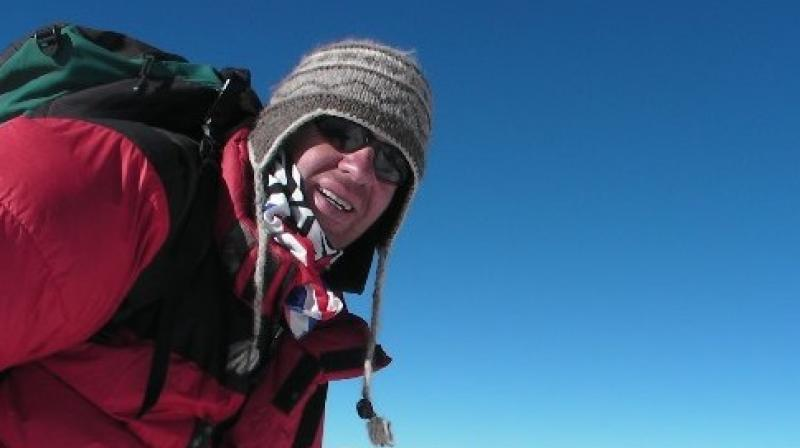 British man becomes 'first' cancer patient to scale Mount Everest