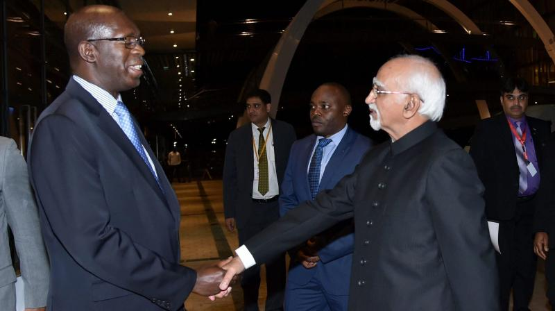 India to open resident mission in Rwanda soon: Hamid Ansari