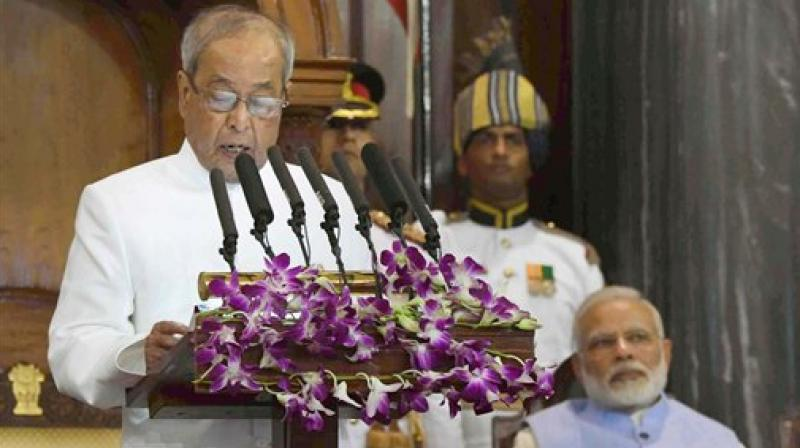 GST a tribute to maturity, wisdom of India's democracy: President