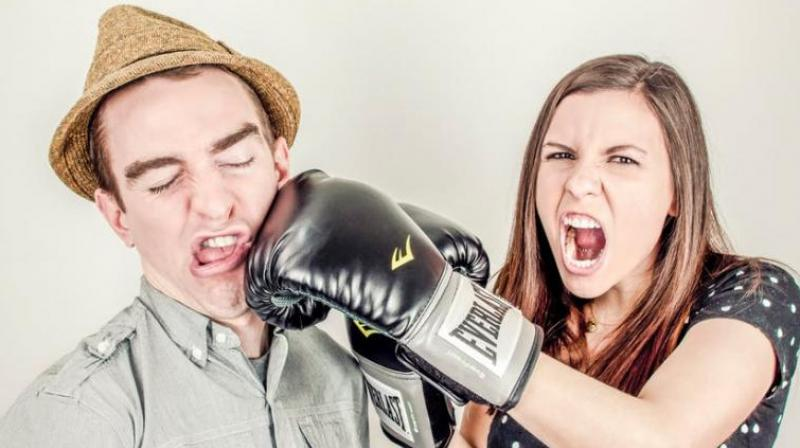 Lack of sleep maybe reason married couples fight. study finds. (Photo: Pexels)