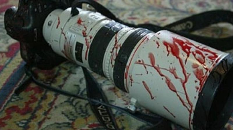 Reporters Without Borders: 57 journalists killed worldwide in 2016