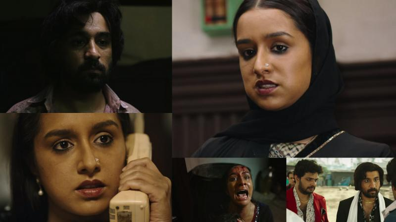 Trailer Unveiled: Shraddha Kapoor, Siddhanth Kapoor impress in 'Haseena Parkar'