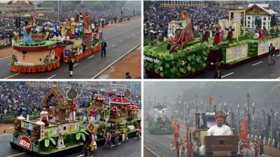 India is celebrating its 68th Republic Day on Thursday. The day is marked by a grand parade in the national capital, New Delhi.