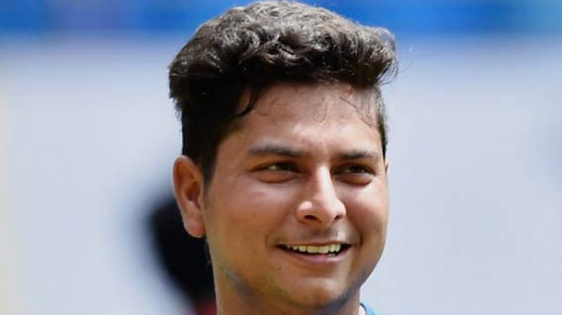 India vs Bangladesh 2017: Kuldeep Yadav replaces injured Amit Mishra
