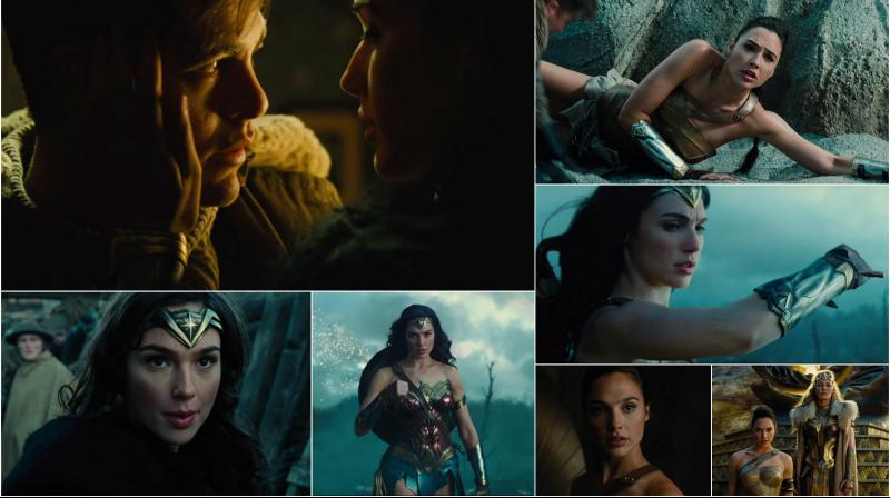 Wonder Woman trailer: Gal Gadot goes to war with her ...