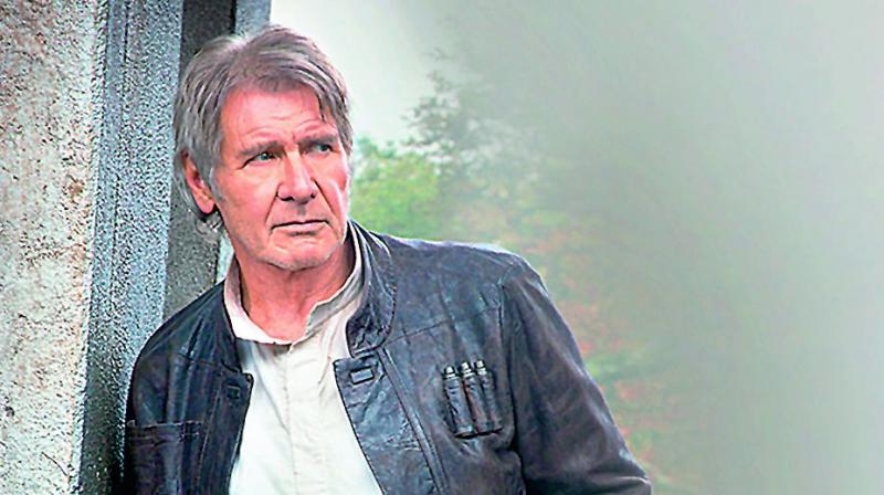 Harrison Ford wishes Carrie Fisher