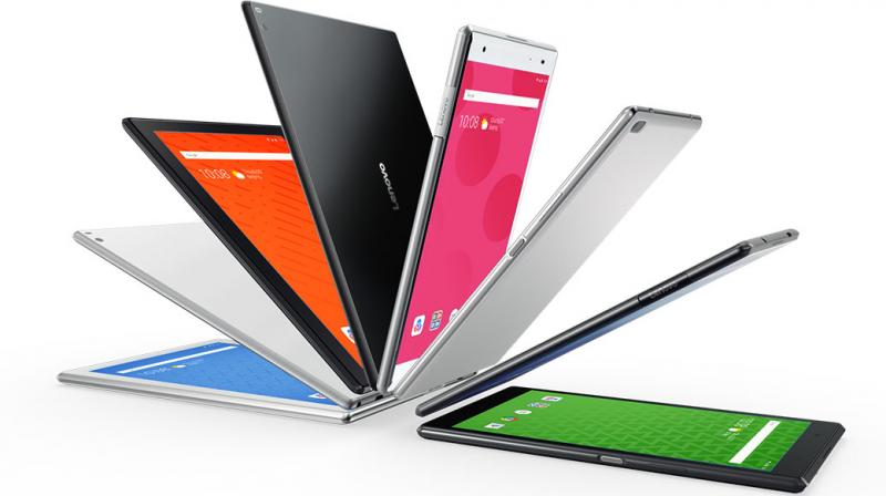 The Tab 4 range starts from Rs 12,990 for the Tab 4 8 and goes all the way up to Rs 24,990 for the top-end Tab 4 10 Plus.
