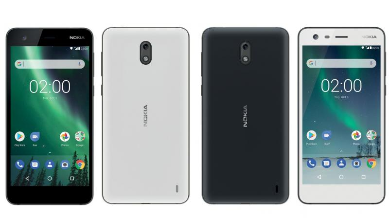 Nokia 2 Press Renders Leaked