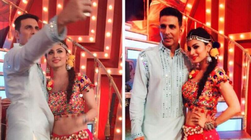 Nagin Actress Mouni Roy make her Bollywood debut with Akshay Kumar