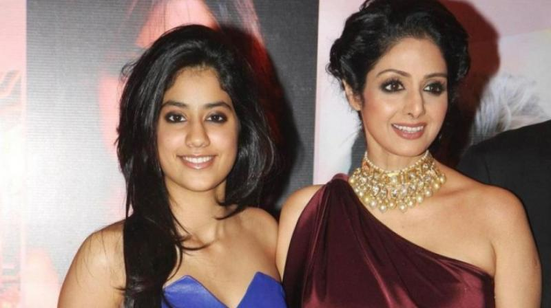 Mom star Sridevi has this to say about daughter Jhanvi's marriage comment
