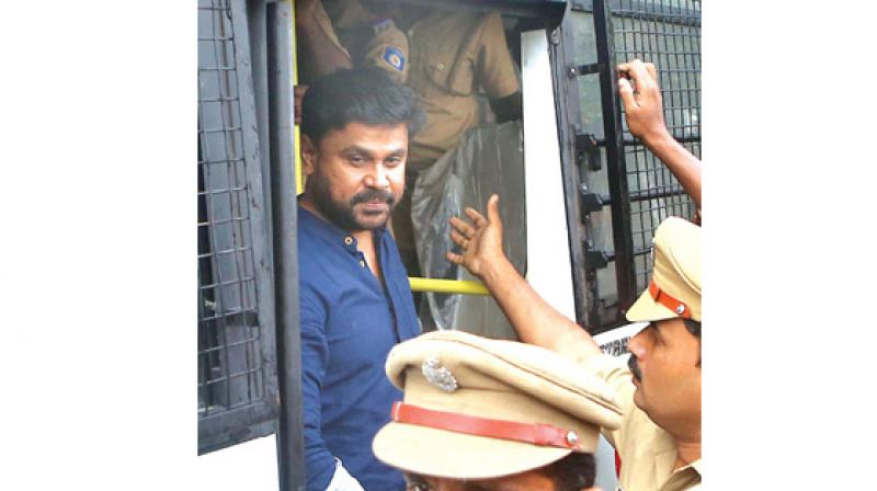 Kerala actor Dileep was arrested on conspiracy, abduction and molestation charges class=