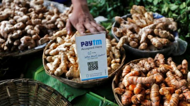 India's Paytm raises $1.4 bln from SoftBank