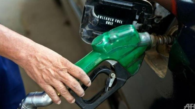 Similarly, diesel price on Wednesday was Rs 61 and this was around Rs 56 in July (Representational Image)