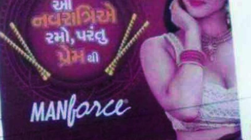 Condom ad featuring actress Sunny Leone under fire in India